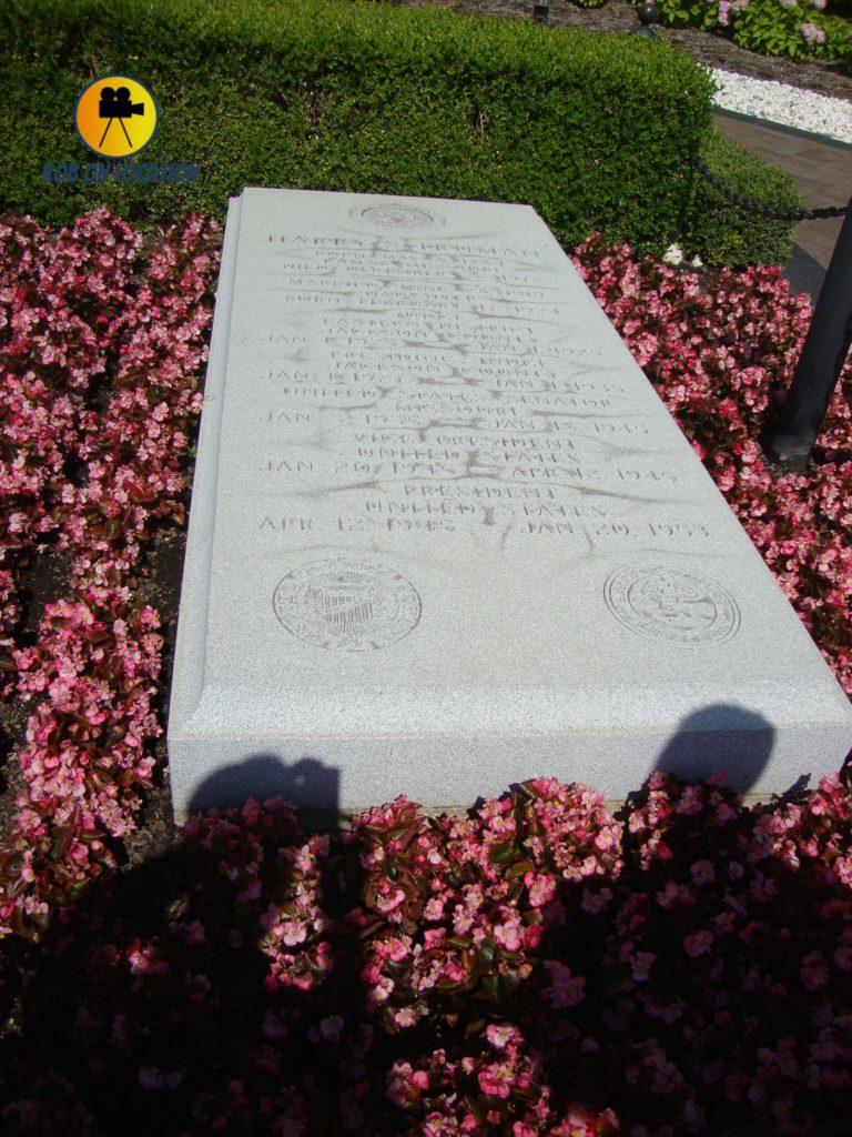 Harry Truman Grave