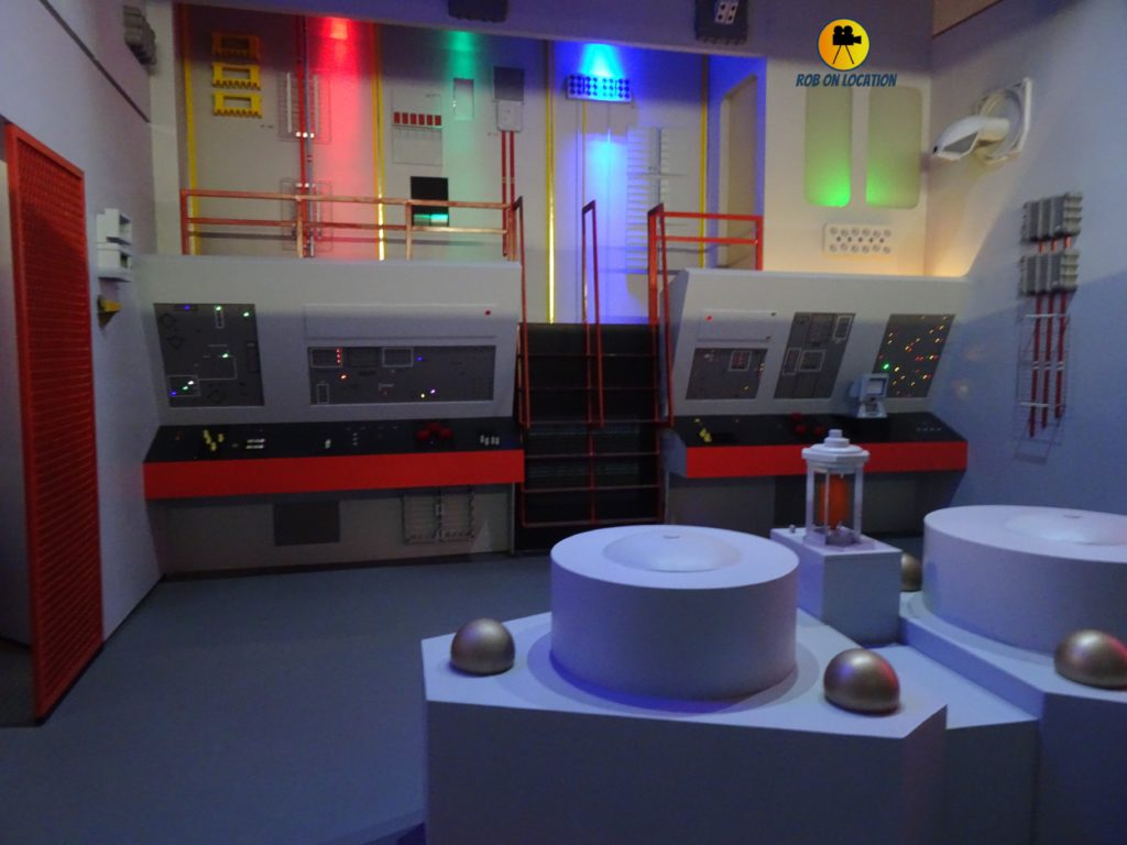Star Trek set tour - Engineering