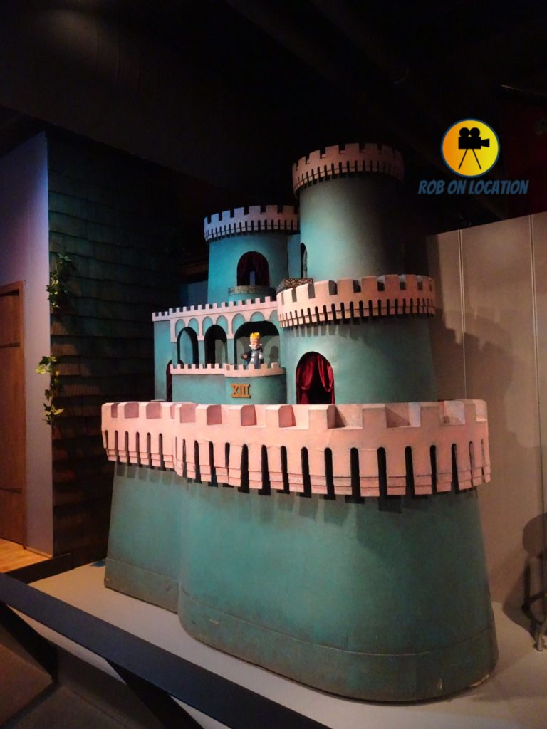 King Friday XIII's castle