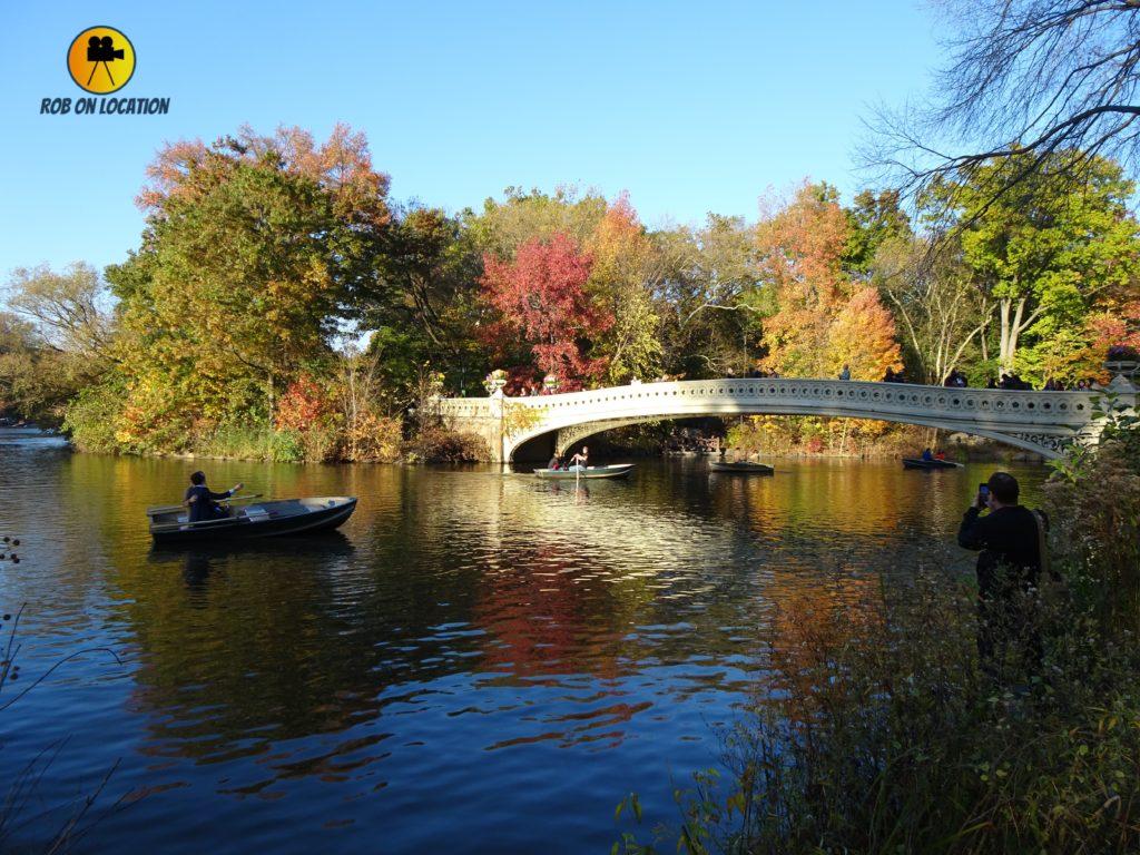 Isn't It Romantic - Bow Bridge
