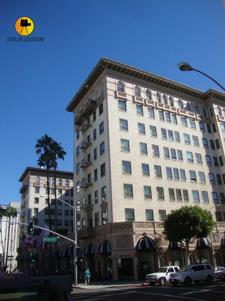 Beverly Wilshire Hotel