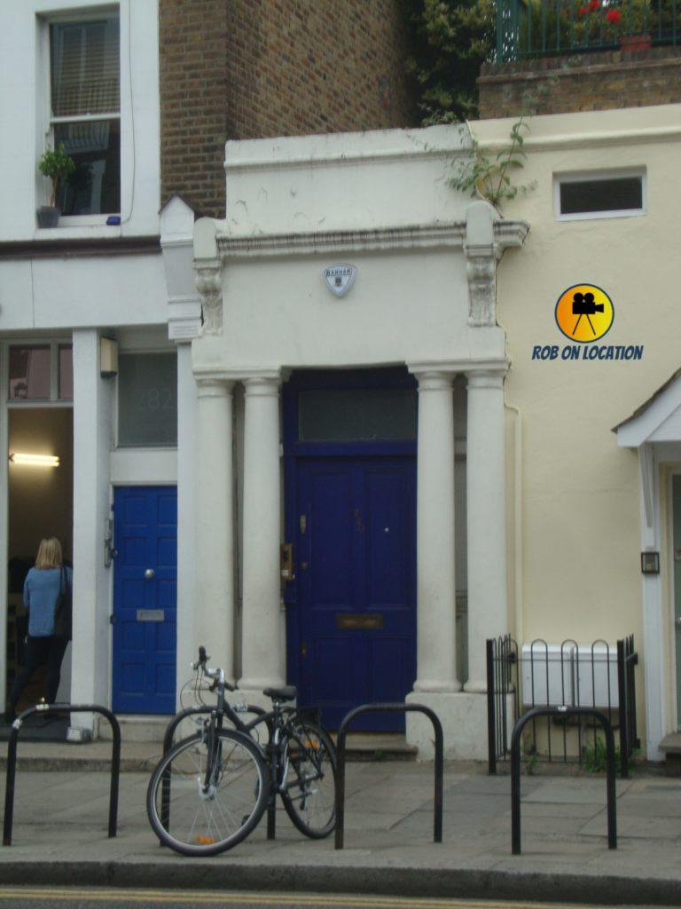 Notting Hill - The Blue Door