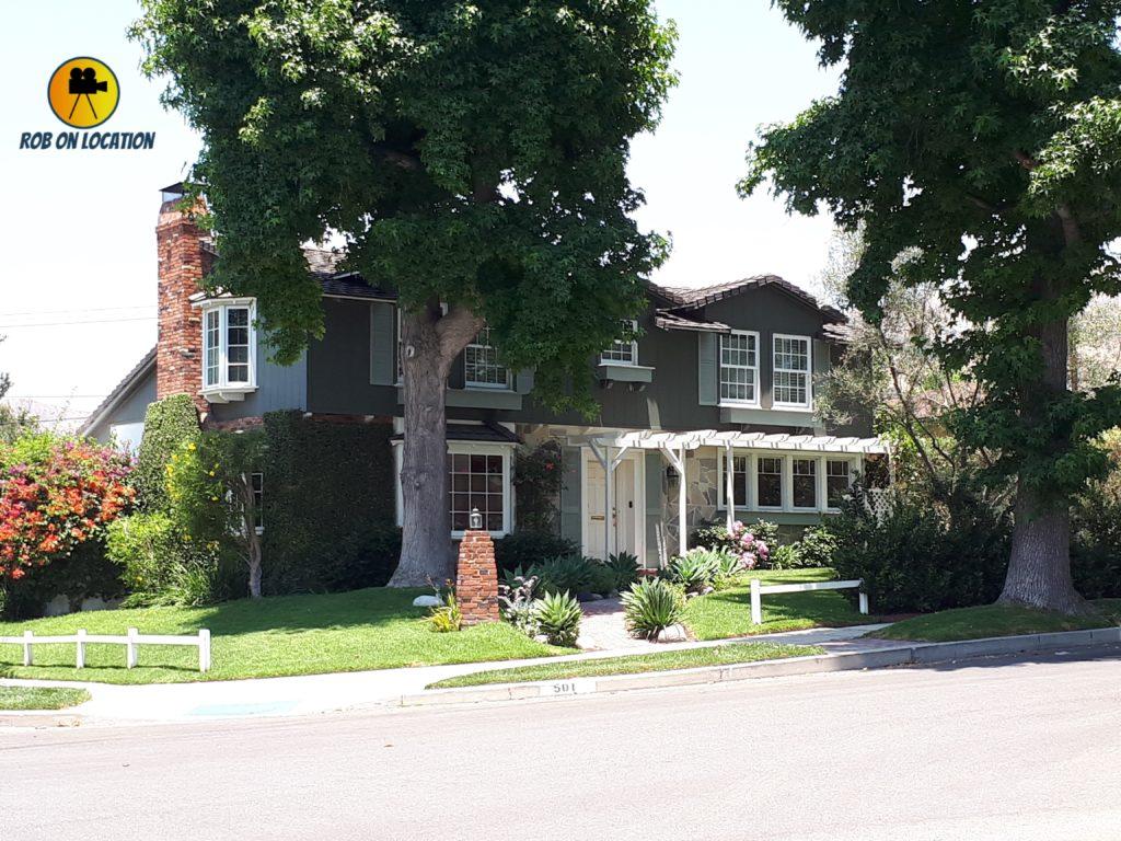 Winnie Cooper's house