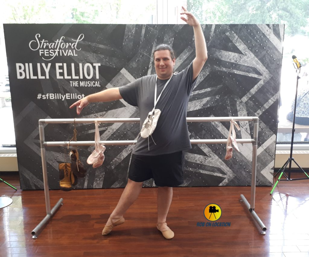 Billy Elliot The Musical Stratford