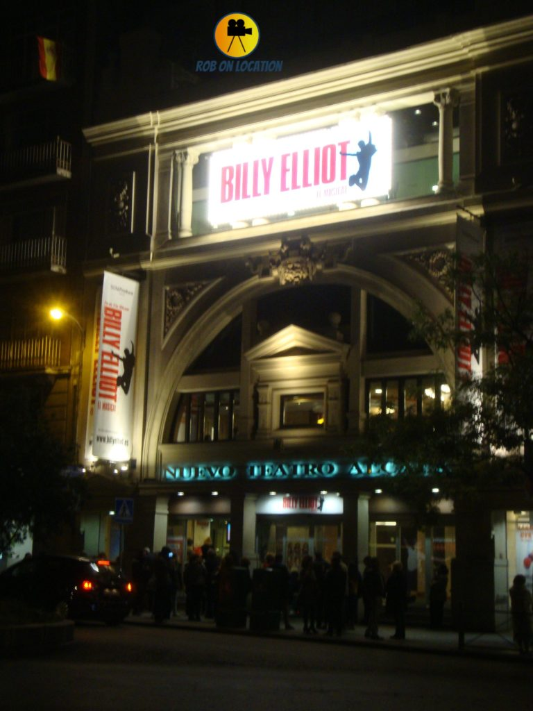 Billy Elliot The Musical Madrid