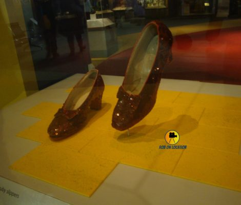 The Ruby Slippers
