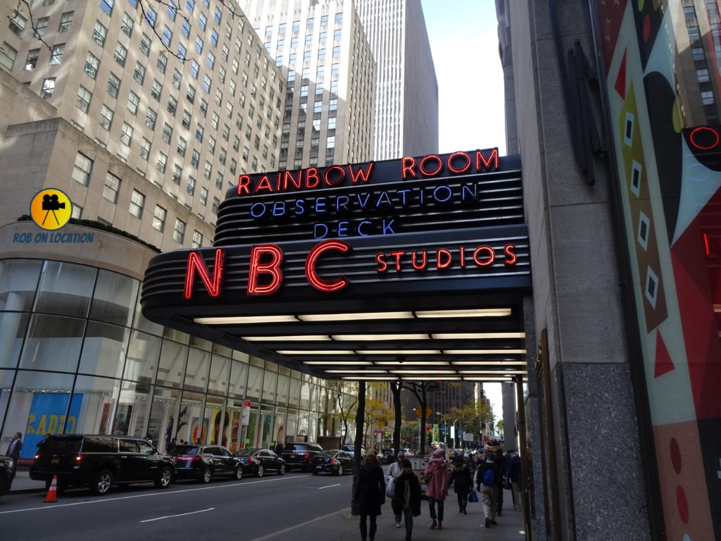 The Tour at NBC Studios