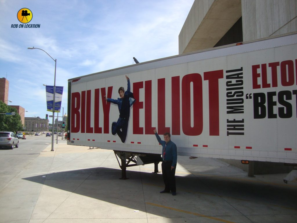 Billy Elliot The Musical Des Moines