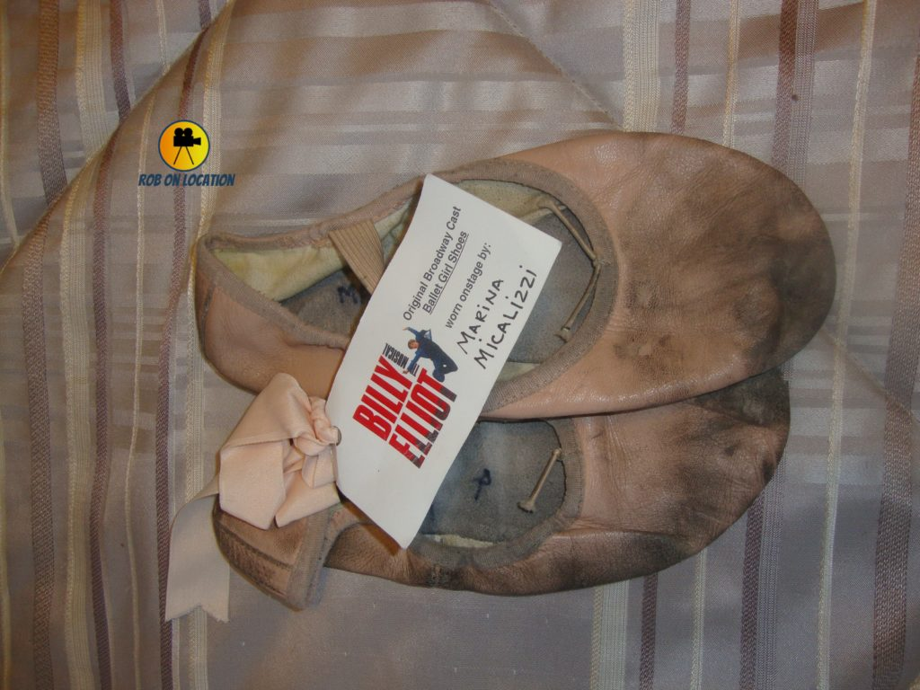 Billy Elliot ballet shoes