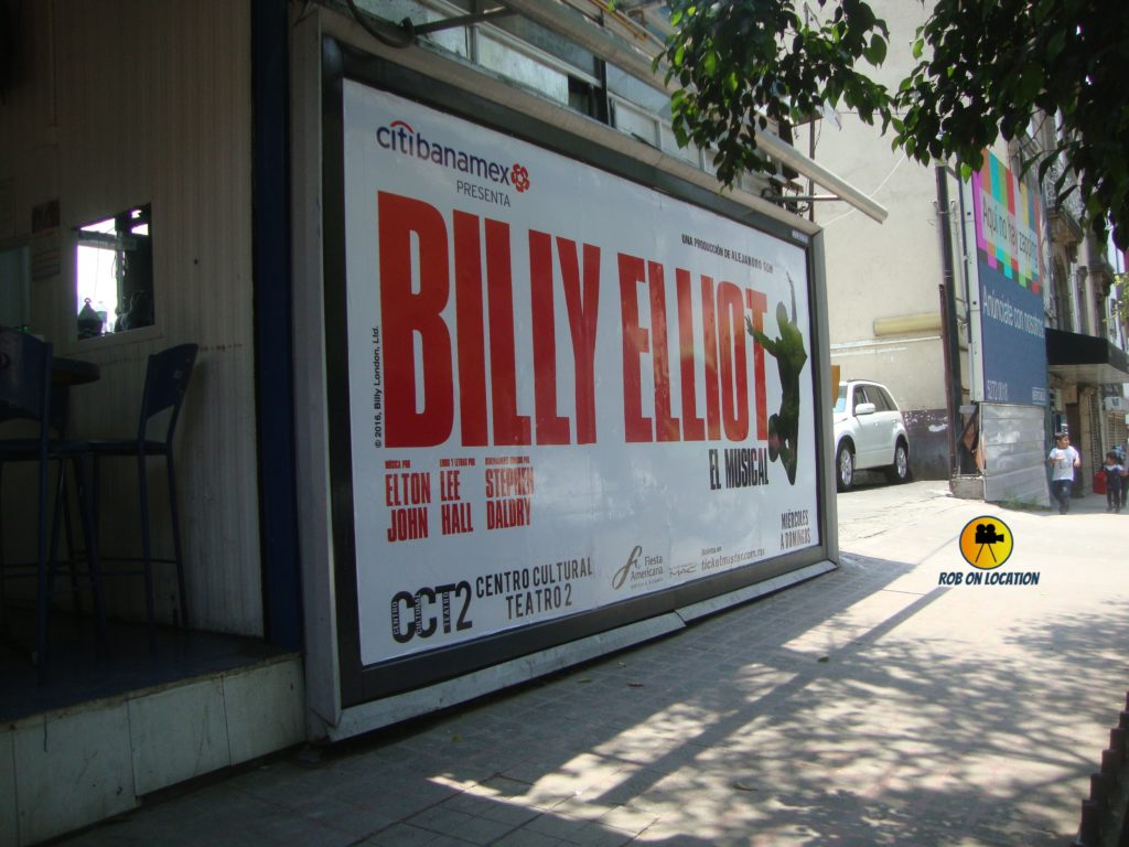 Billy Elliot The Musical Mexico