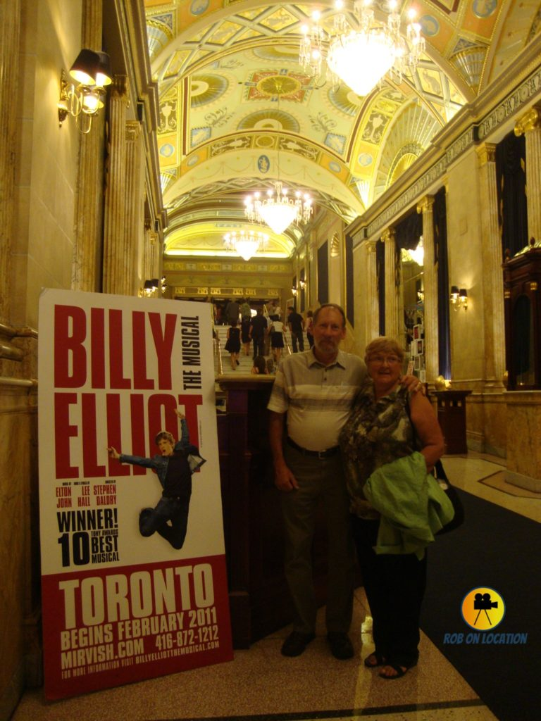 Billy Elliot The Musical Toronto