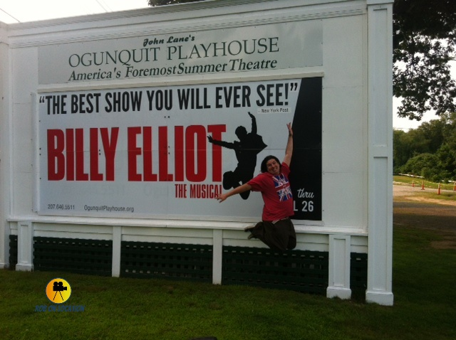 Billy Elliot The Musical Ogunquit