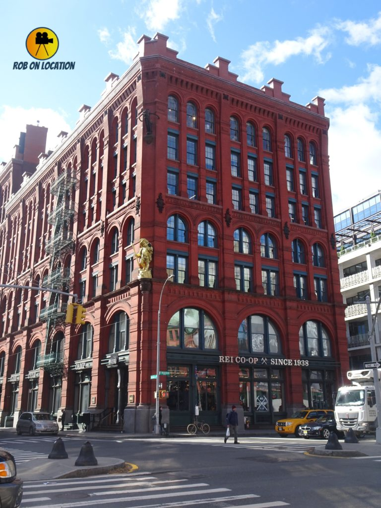 Grace Adler Designs The Puck Building