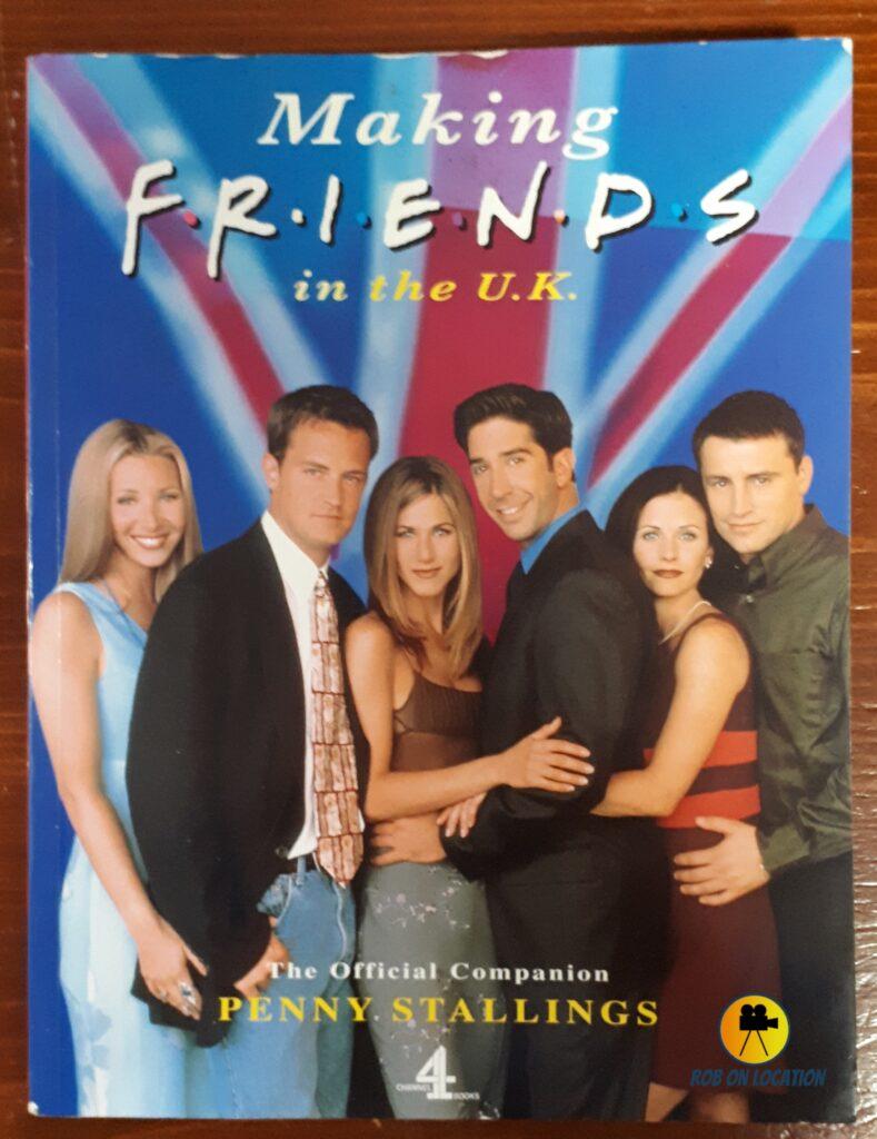 Making Friends IN The UK books