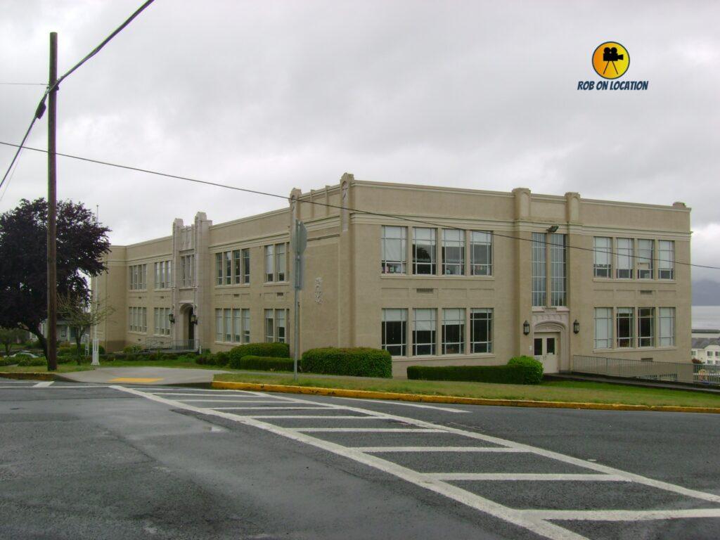 Kindergarten Cop school