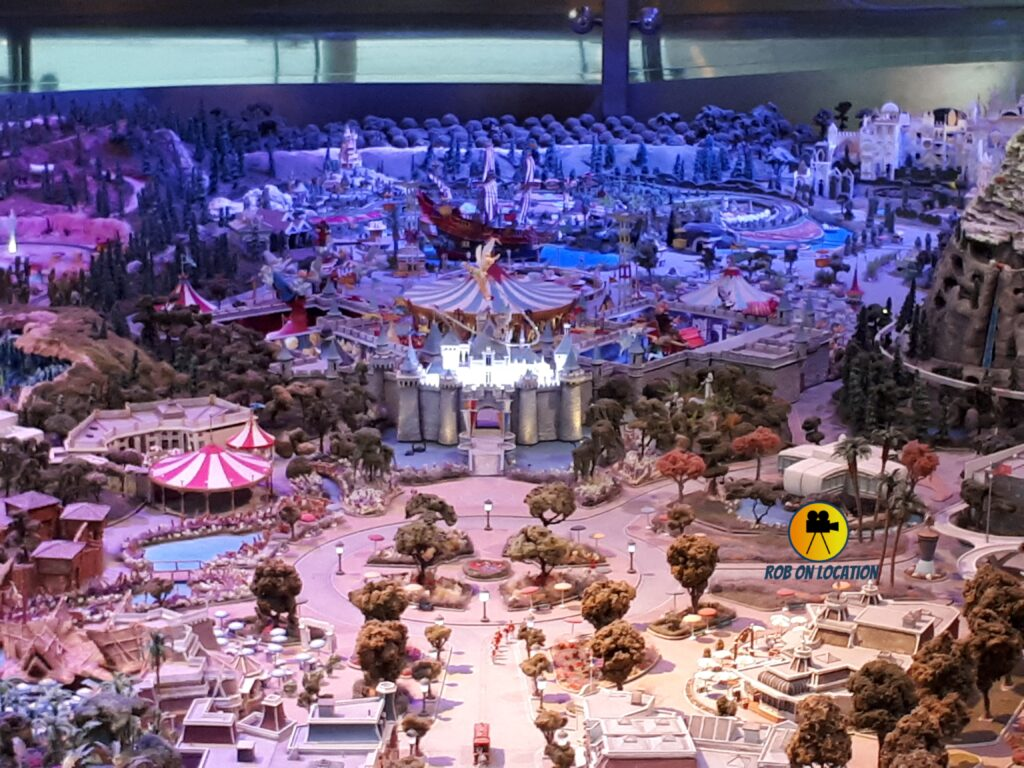 The Disneyland model