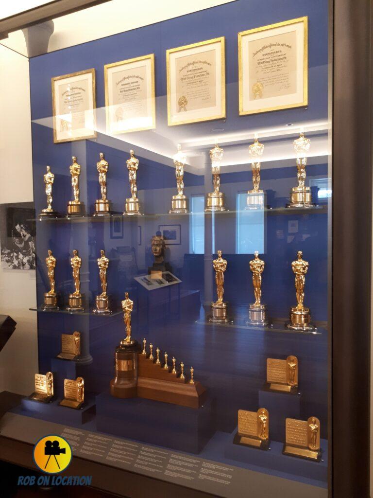 Walt Disney Award Statues