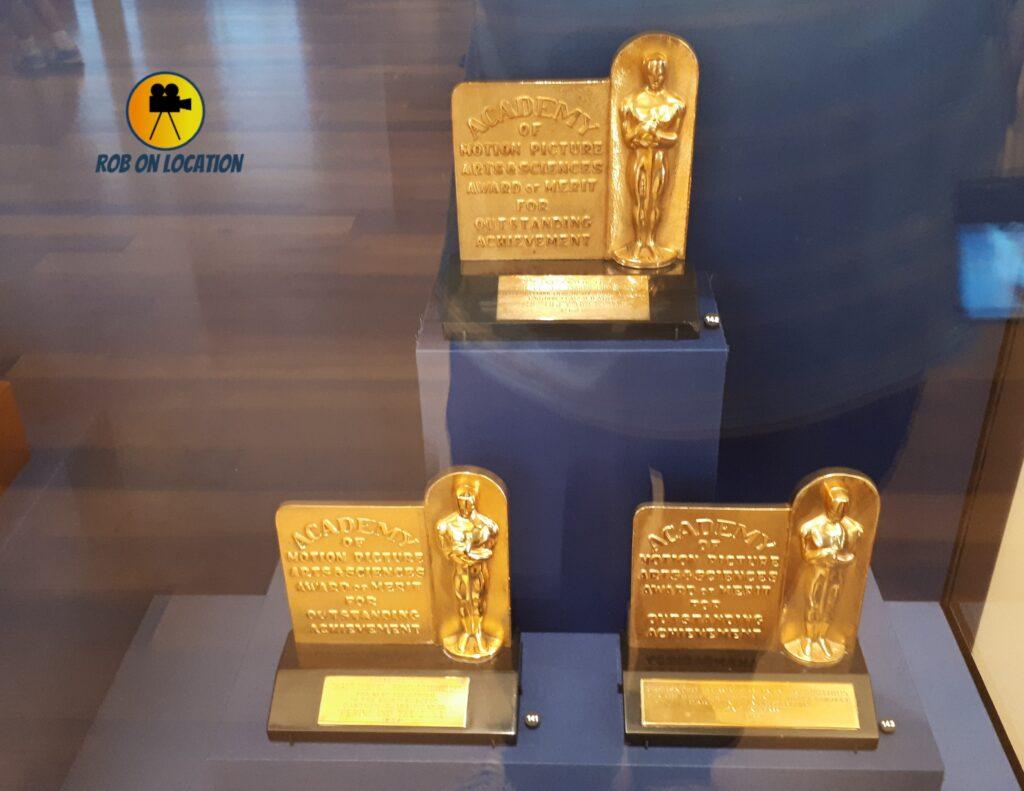 Walt Disney Oscar Awards