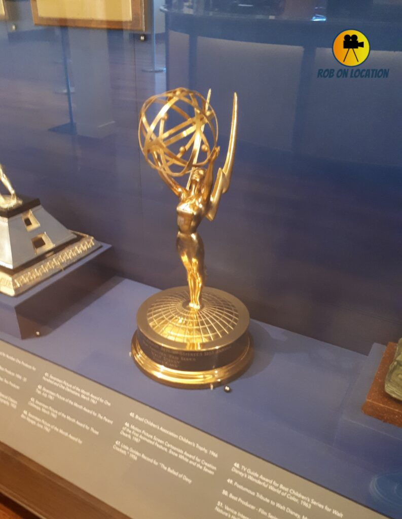Walt Disney Emmy Award