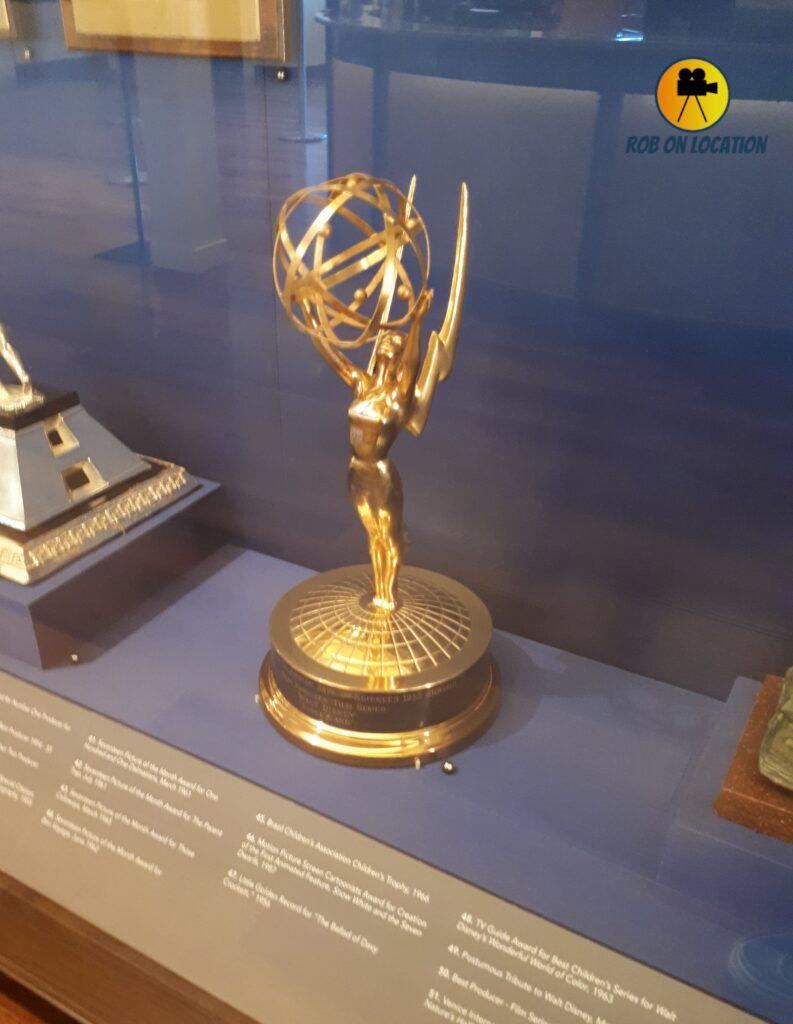 Walt Disney Emmy Award