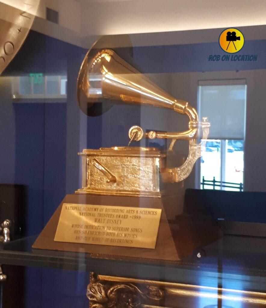Walt Disney Grammy Award