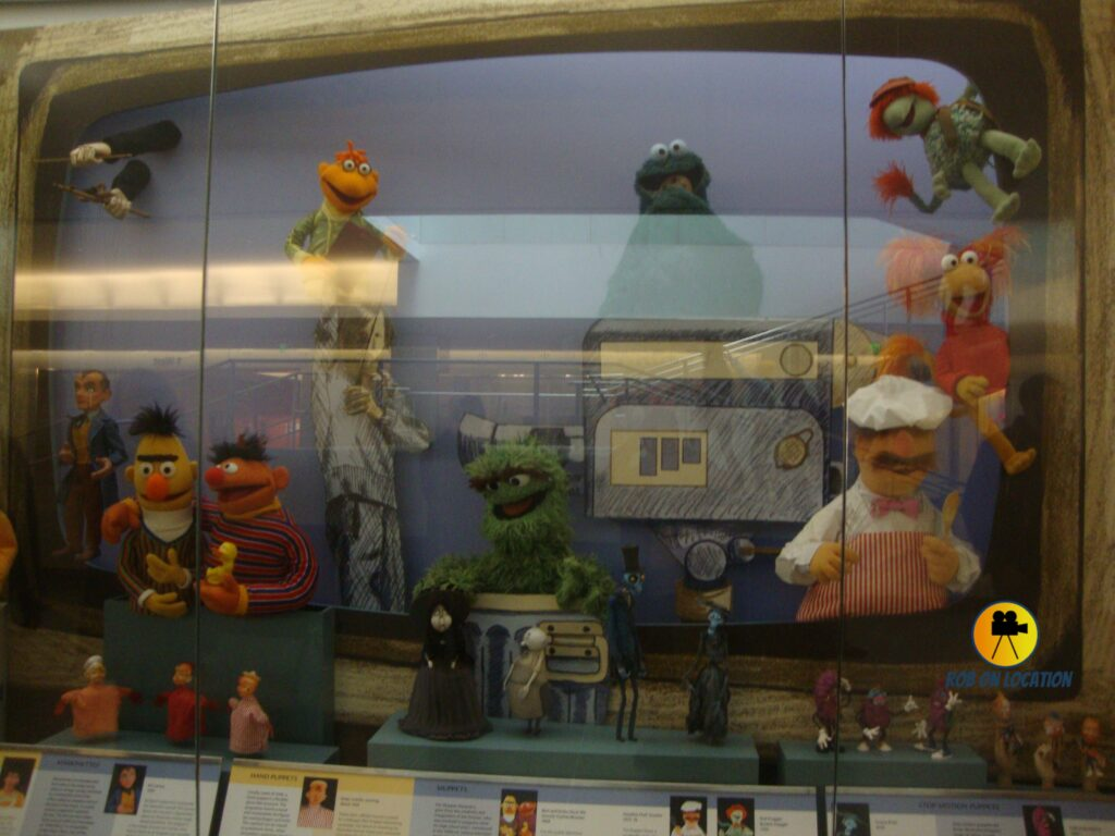 The Muppets at the Smithsonian