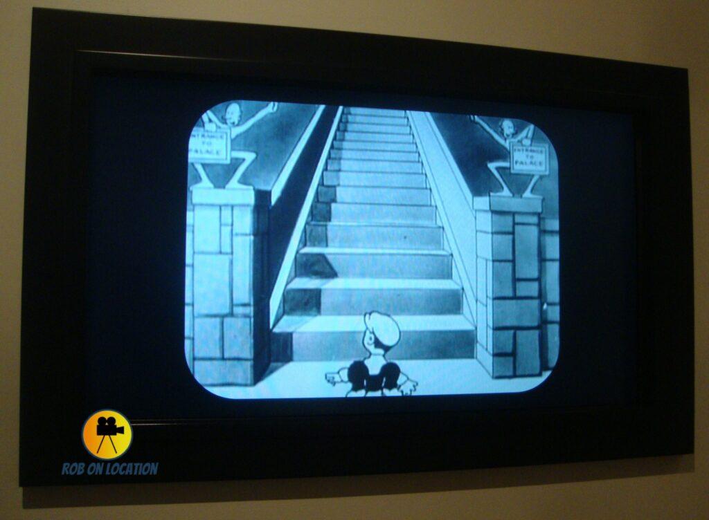early Walt Disney animation