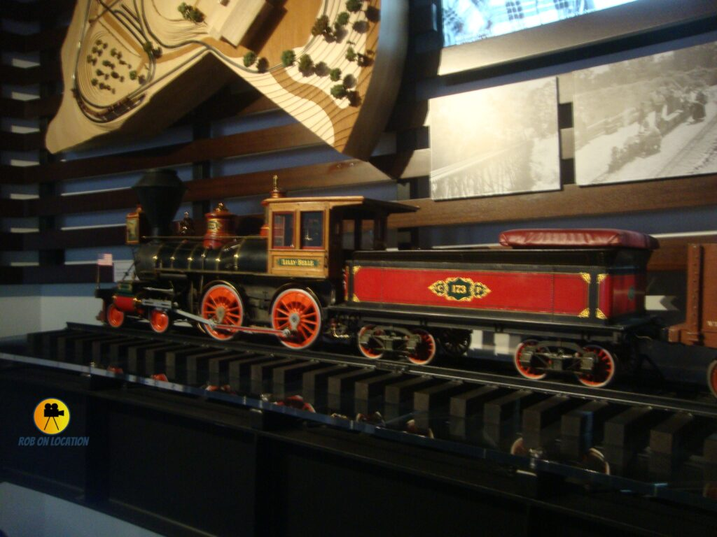 Walt Disney's Carolwood Express Train