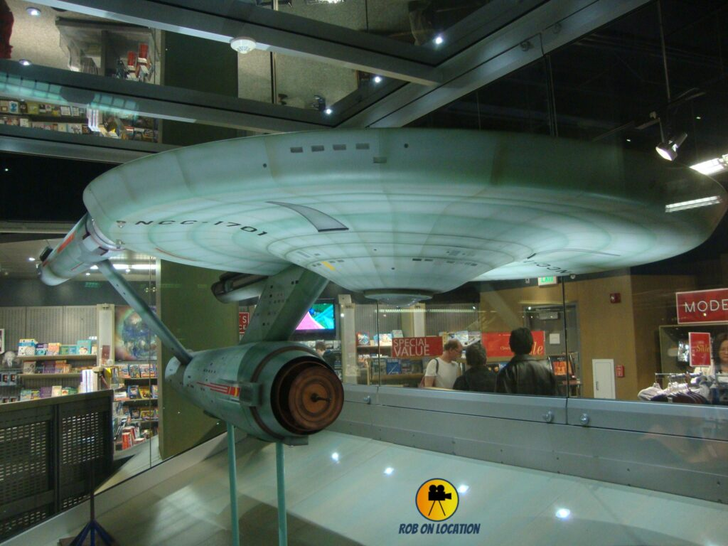 The Enterprise at the Smithsonian