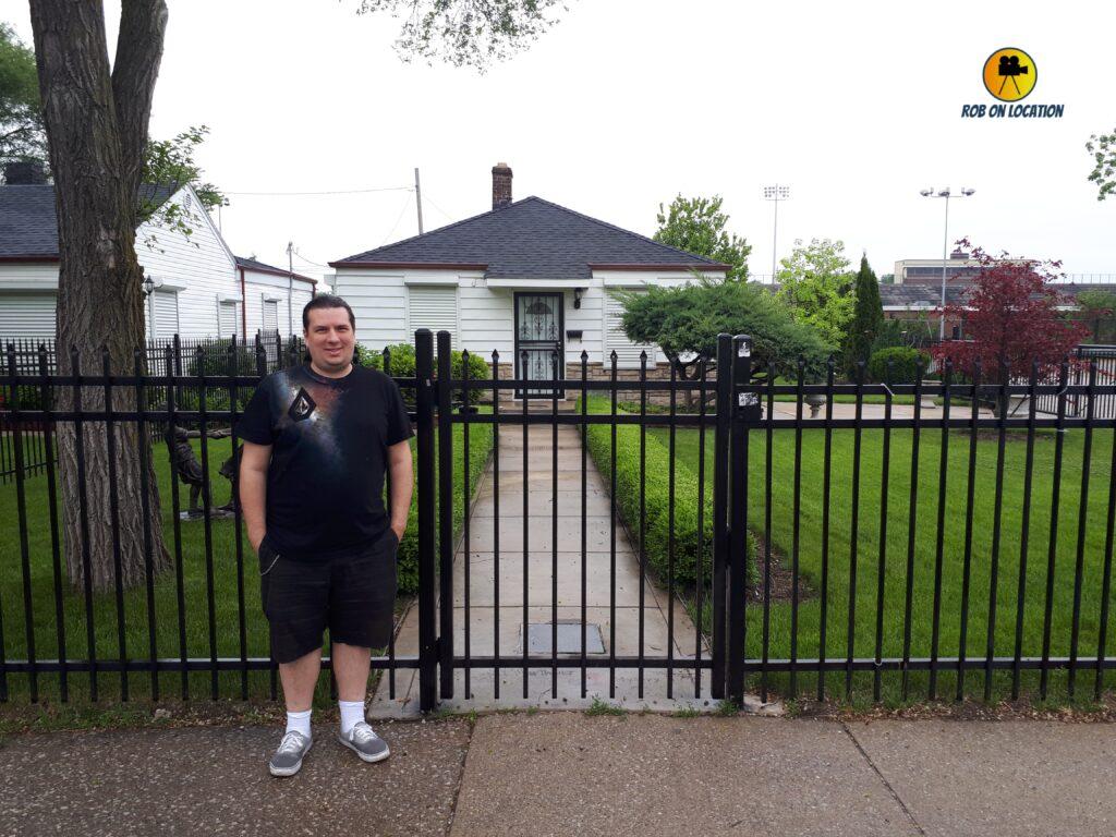 Michael Jackson's Birthplace