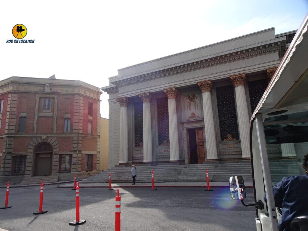 Warner Bros Courthouse