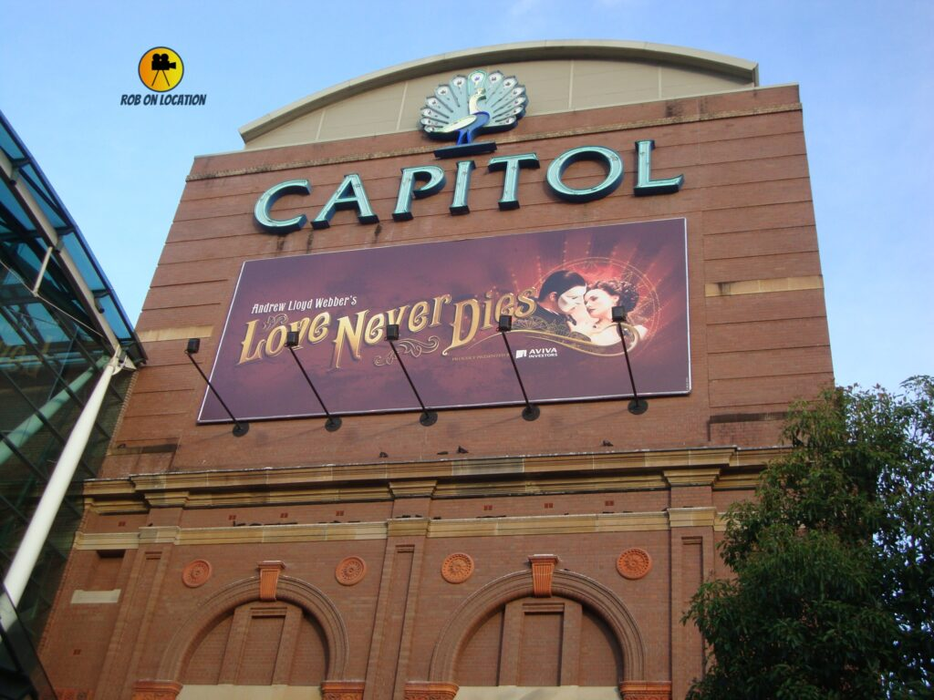 Capitol Theatre, seen in Dance Academy The Comeback