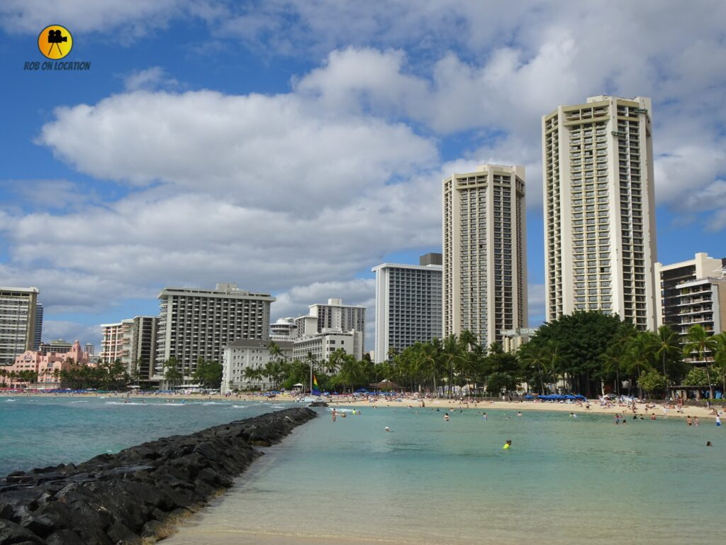 Kuhio Beach in From Here To Eternity