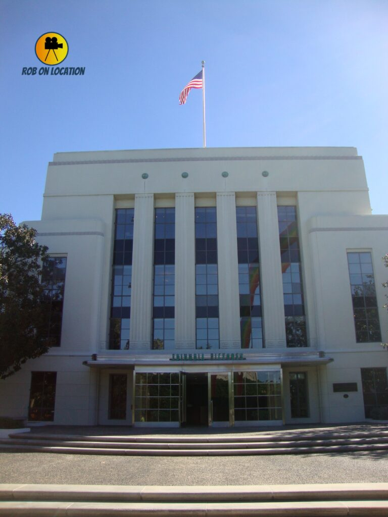 Columbia Pictures Building at Sony Pictures