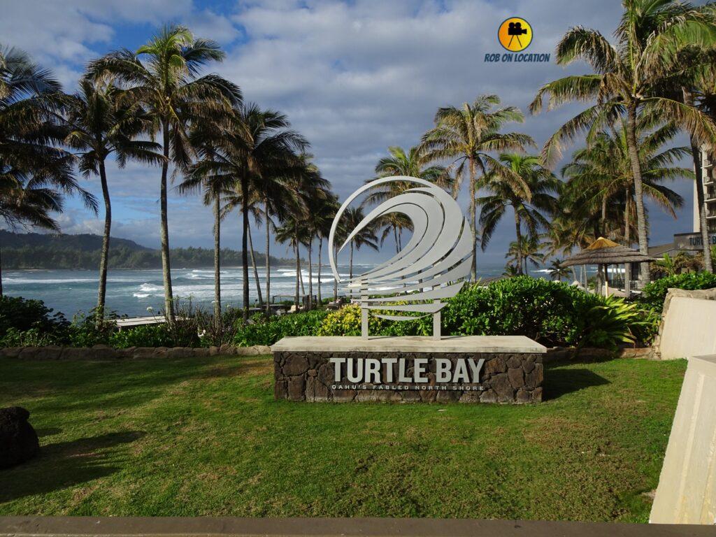 Turtle Bay Resort in Hawaii