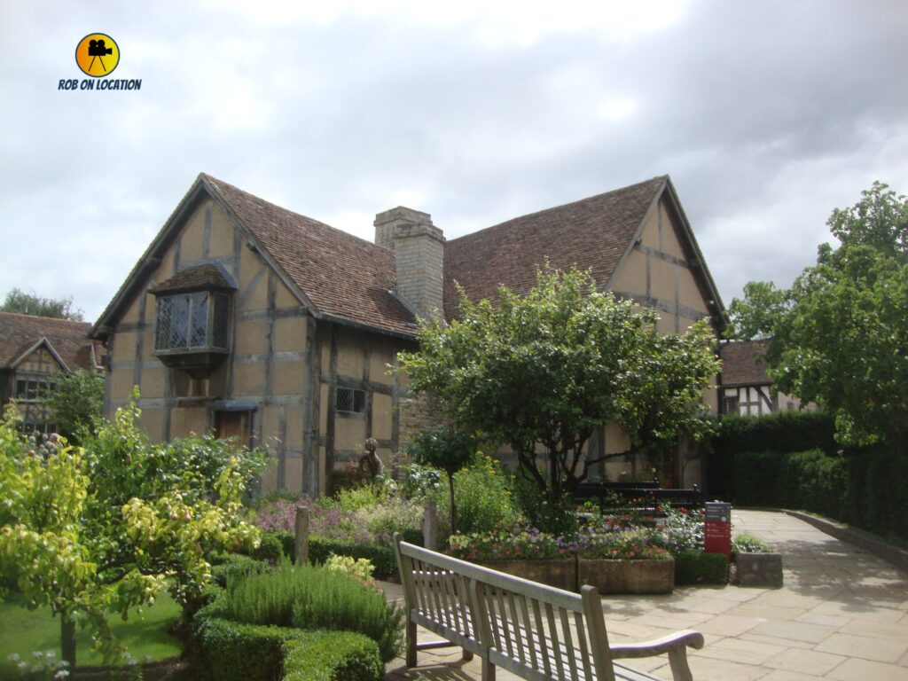 Shakespeare's Birthplace in England