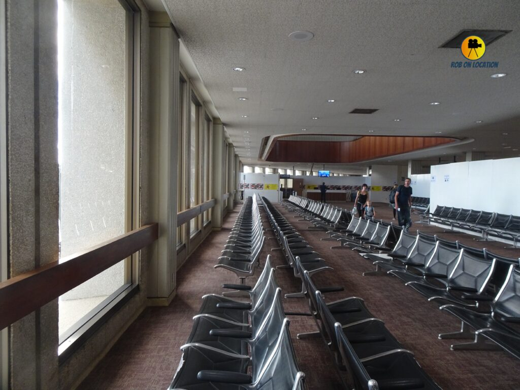 Honolulu Airport seen in Blue Hawaii