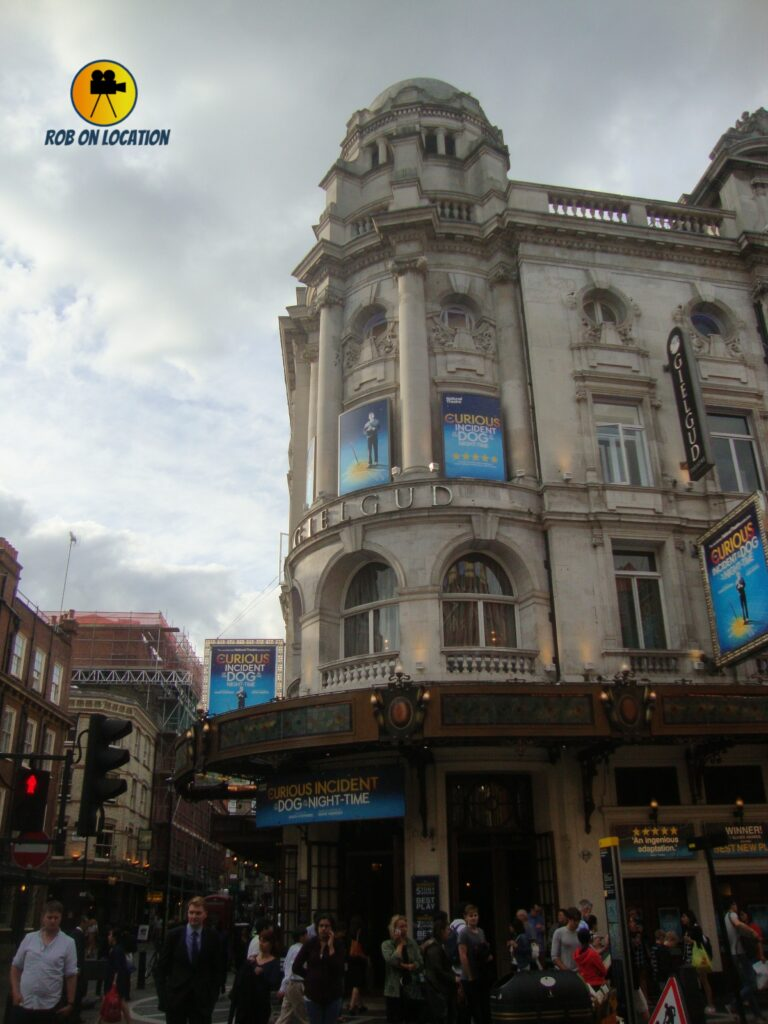 England's West End