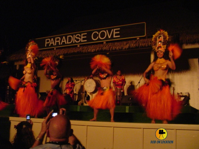 Paradise Cove Luau in Hawaii
