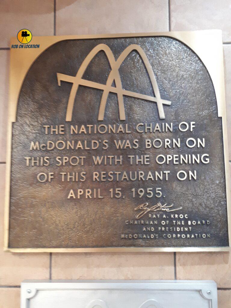McDonald's Number 1 Museum