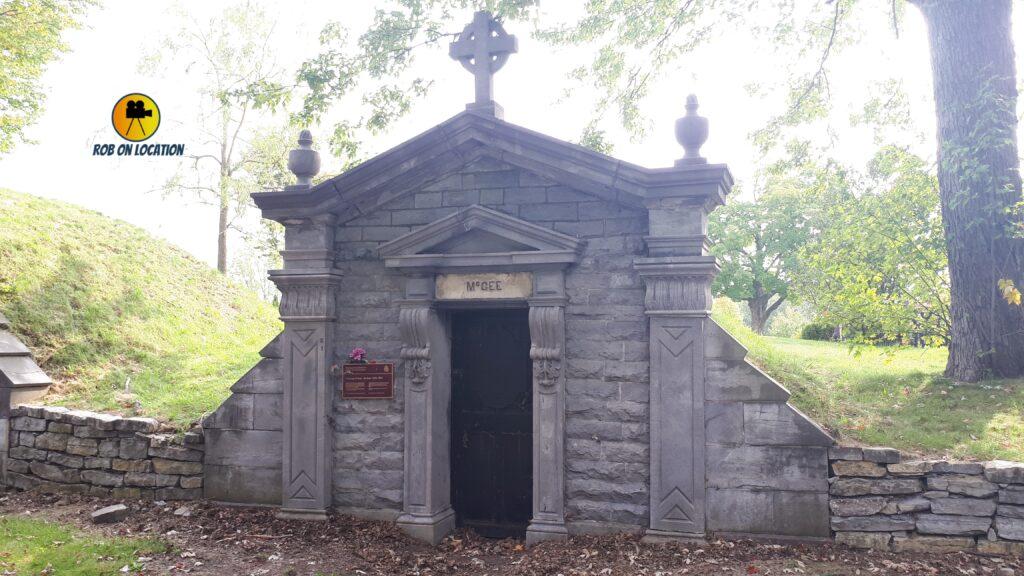 Thomas Darcy McGee grave