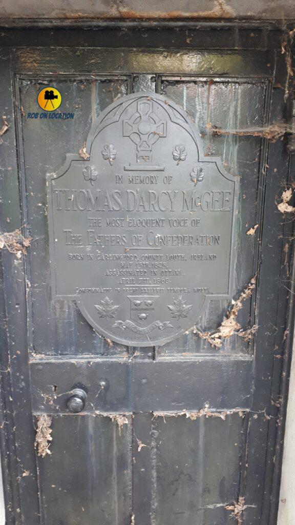 McGee crypt