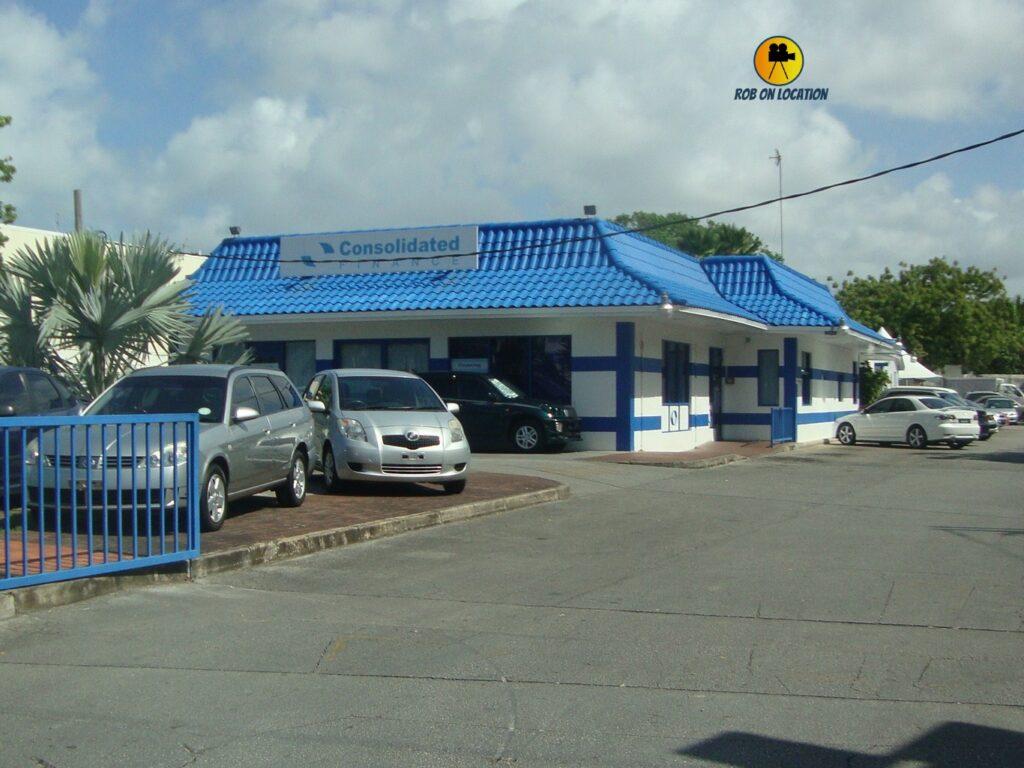 Bridgetown Former McDonald's