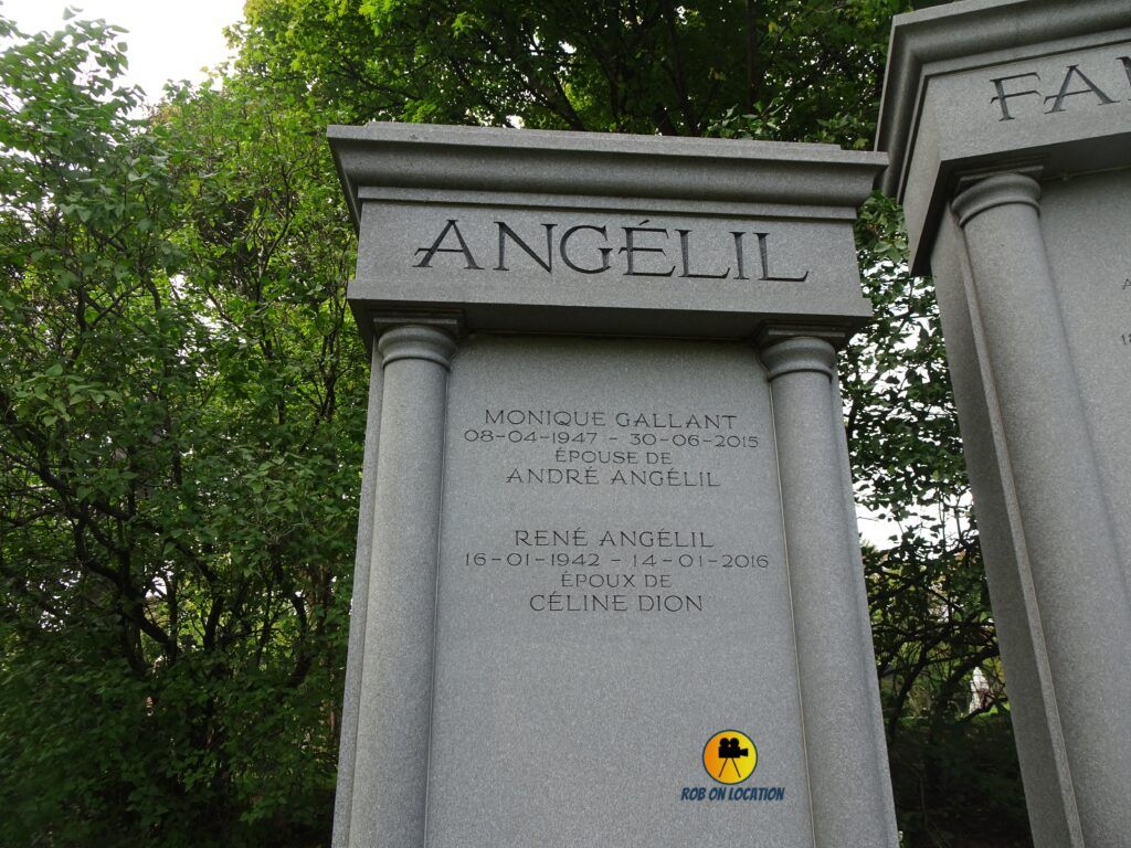 Angelil Grave