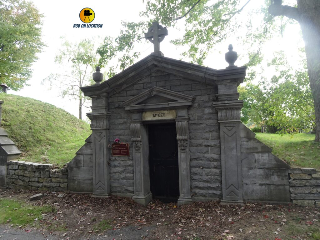 McGee grave