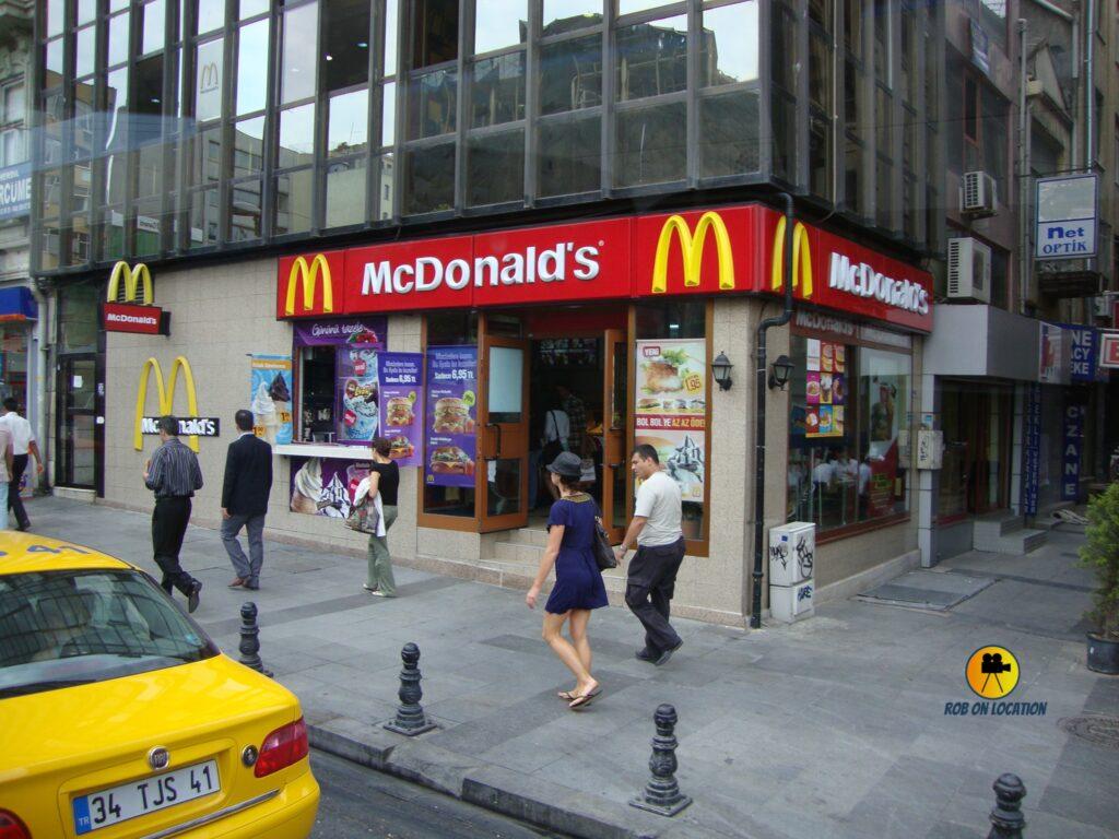 McDonald's Istanbul