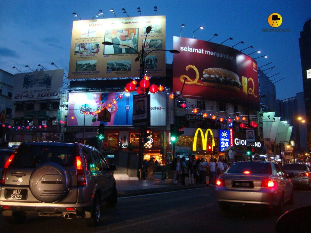 McDonalds Kuala Lumpur