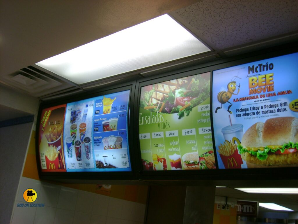 McDonalds Tijuana