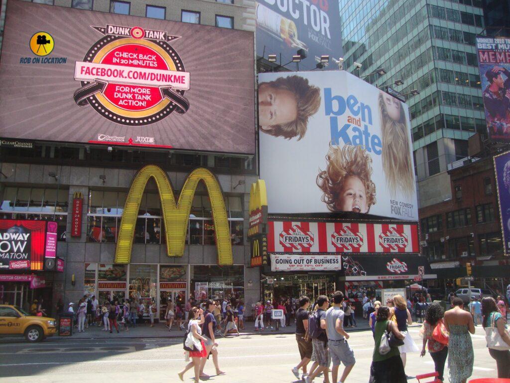 McDonalds New York City