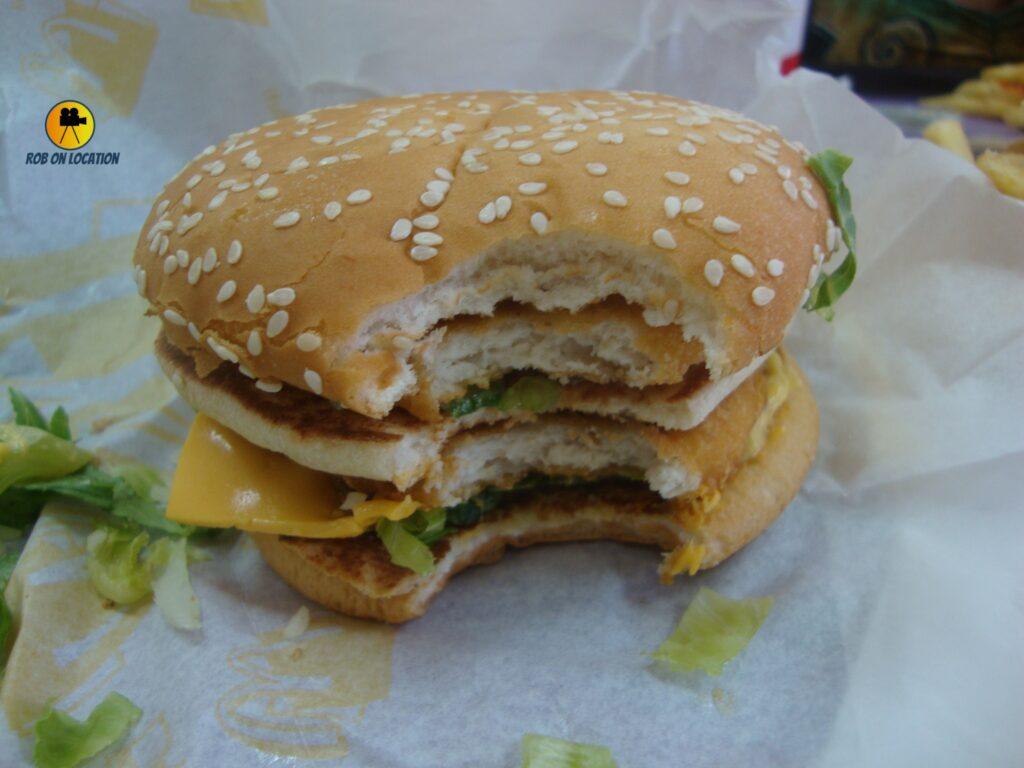 Chicken Big Mac